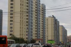 """Жилой комплекс """"Медвежья долина"""" в Нижнем Новгороде. Поставленная продукция - газосиликатные блоки."""